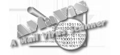 Logo Amavis cinza