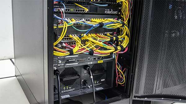 Roteador Cisco Convex Datacenter